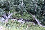 Todtnau_Waterfall_078_06212018 - Looking down at one of the lower trails still following along the Stubenbachle Stream en route to Todtnau