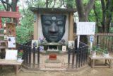 Tokyo_097_05212009 - A Buddha face in Ueno Park