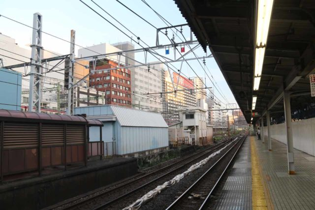 There were numerous rail lines connecting Tokyo to rural places such as Mito and beyond, which shows how extensive public transportation in Japan is