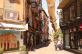 Toledo_238_06012015 - A sunny spot on Calle Comercial as we were pretty close to Plaza de Zocodover