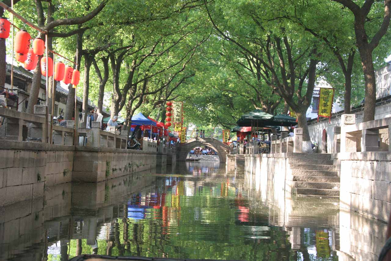 On the Tongli Canal