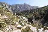 Trail_Canyon_Falls_267_02082020 - Approaching the rocks perched right at the brink of Trail Canyon Falls