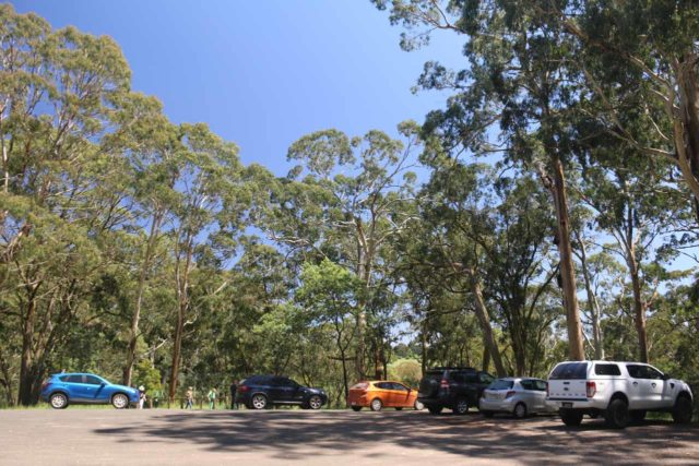Trentham_Falls_17_003_11192017 - The spacious car park for Trentham Falls
