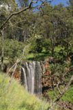 Trentham_Falls_17_008_11192017 - Partial view towards Trentham Falls as we continued to head further downstream towards the official lookout during our November 2017 visit