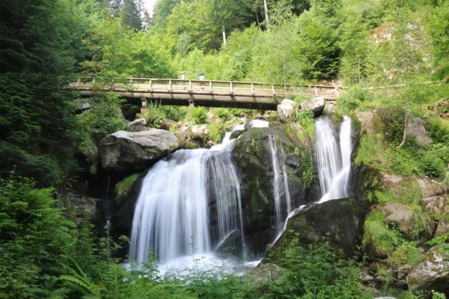 Triberg_137_06212018 - This was the second of the Triberg Waterfalls that we encountered