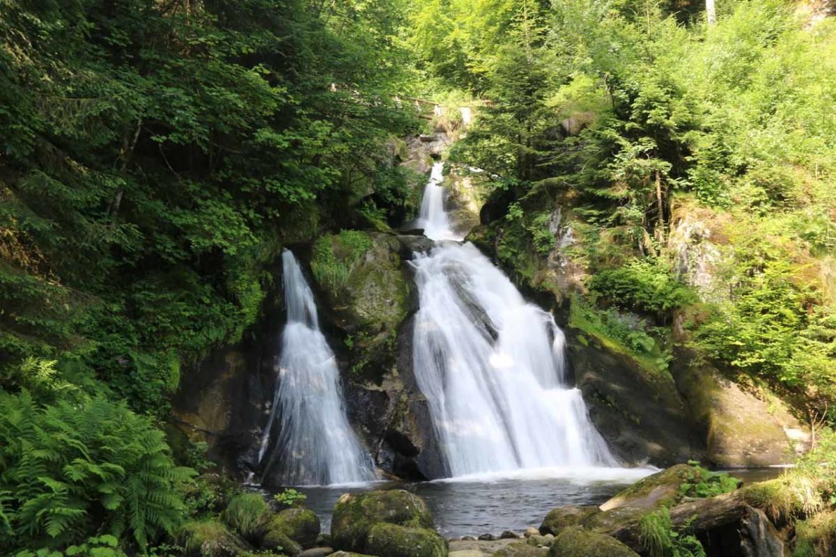 Triberg Waterfalls - Cuckoo Clocks & Germany's Highest Falls