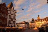 Trier_109_06182018 - Another look at the impressive Hauptmarkt as it was getting late in the evening and fewer people were loitering about this square