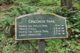 Triple_Falls_CRG_004_08172017 - Closer look at the Oneonta Trail sign letting me know the distances involved