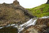 Trollafoss_135_08192021 - Looking across the width of the lower cascade of Trollafoss