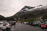 Trollstigen_079_07172019 - The busy car park at the top of Trollstigen