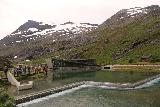 Trollstigen_109_07172019 - Artificial terraces on the stream responsible for Stigfossen at the top of Trollstigen
