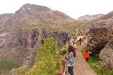 Trollstigen_119_07172019 - On the busy walkway connecting the overlooks peering right into Isterdalen and the Trollstigen