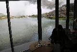 Trollstigen_295_07172019 - Context of our lunch spot as we looked out the windows towards the man-modified part of Istra at Trollstigen