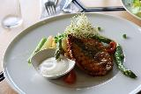 Trollstigen_297_07172019 - This was Julie's chicken salad dish at the cantina in Trollstigen