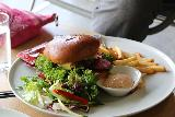 Trollstigen_298_07172019 - This was the burger that Tahia and I shared at the cantina in Trollstigen