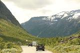 Trollstigen_367_07172019 - Even more surprise cascades seen in the background as we were passing through Valldalen via the Fv63
