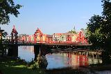 Trondheim_036_07122019 - Looking right across Nidelva and the Gamle Bybro in Trondheim