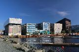 Trondheim_125_07122019 - Context of looking back towards Rockheim and adjacent buildings from Pirbadet in Trondheim