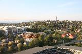 Trondheim_143_07122019 - Looking towards the east from the top floor of the Scandic Lerkendal on the outskirts of Trondheim
