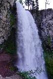 Tumalo_Falls_052_06272021 - Looking towards the backside of Tumalo Falls