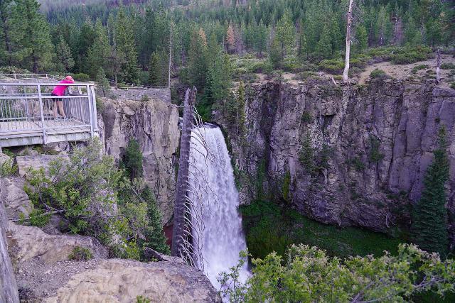 Tumalo_Falls_083_06272021 - Context of the Tumalo Falls Viewpoint and the Tumalo Falls