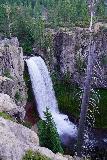 Tumalo_Falls_090_06272021 - Looking down towards Tumalo Falls from the viewpoint