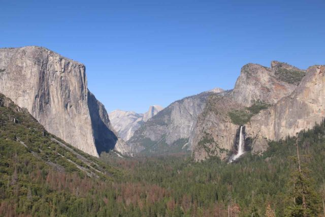 Tunnel_View_17_008_06162017 - If you are ever curious as to why Yosemite National Park draws the crowds and leaves places like Lewis Creek relatively obscure and unknown spots as a result, then perhaps this photo provides you your explanation