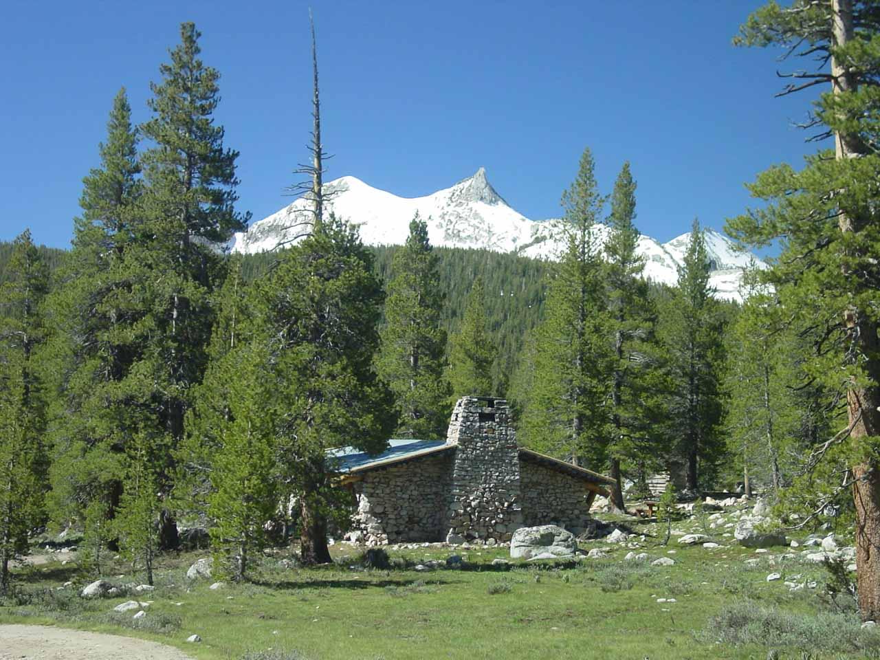 Parson's Lodge and Unicorn Peak