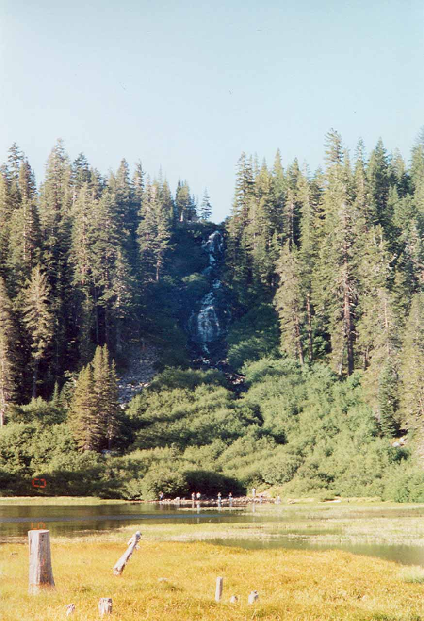 A more direct look at Twin Falls from back in 2001