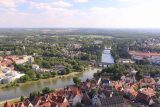 Ulm_063_06232018 - Another look over the Donau River from the top of the Ulm Munster