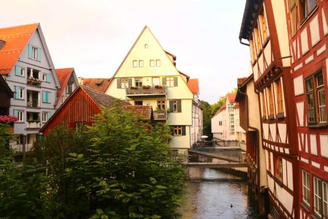 Ulm_273_06232018 - After visiting both Urach Waterfall and the Lichtenstein Castle, we overnighted in Ulm, which featured a very worthwhile cathedral as well as the charming Fischerviertel section of the altstadt
