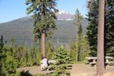 Umpqua_Rogue_018_07142016 - Dad taking a break at one of the picnic tables overlooking Diamond Lake with Mt Bailey