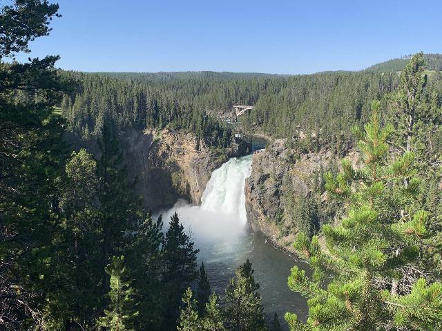Uncle_Tom_Point_005_iPhone_08022020 - Upper Falls of the Yellowstone River