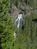 Uncle_Toms_Trail_041_06212004 - More zoomed in look at Crystal Falls as seen from the Uncle Tom's Trailhead area in June 2004