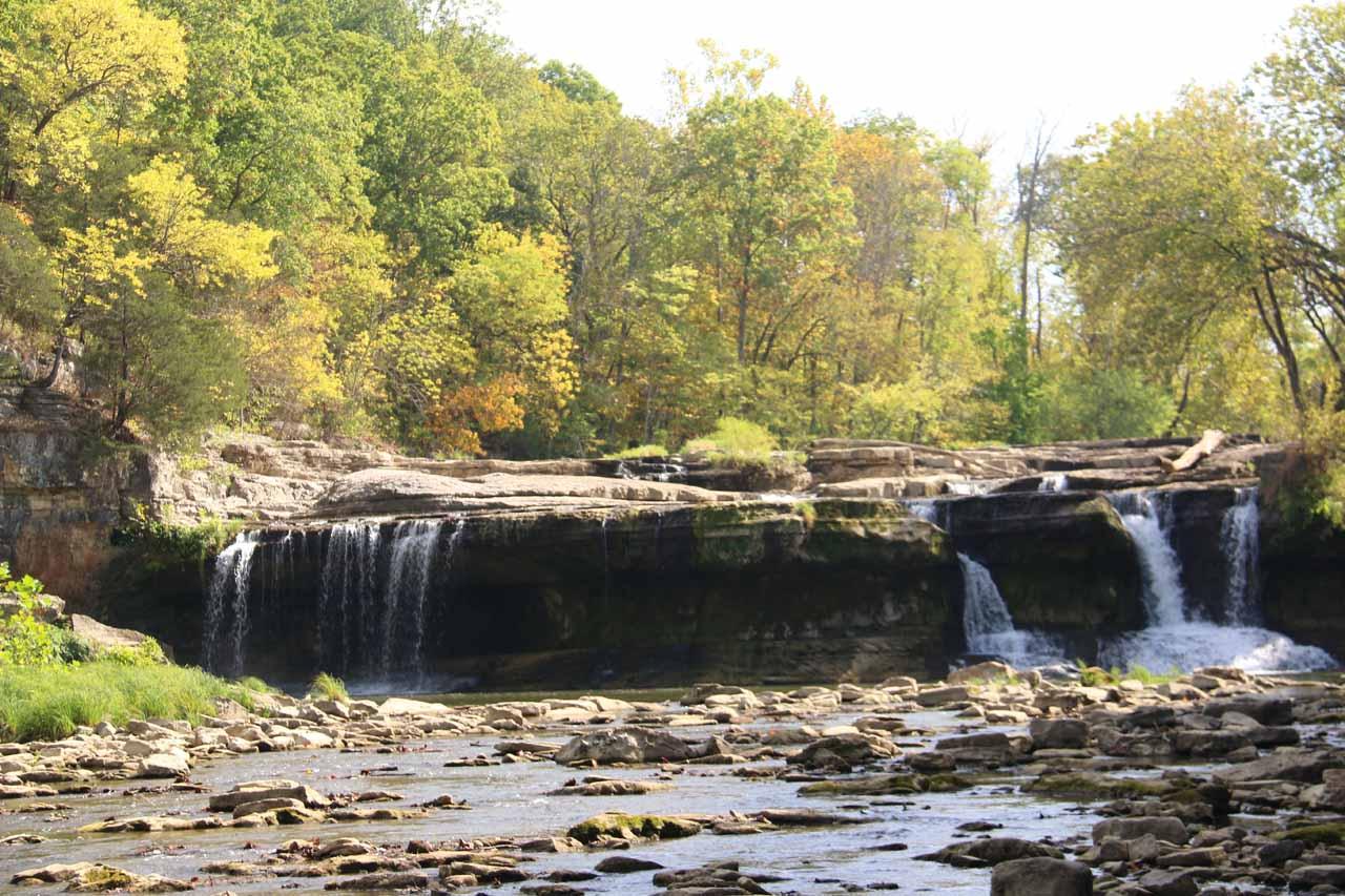Upper Cataract Falls