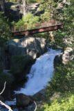 Upper_Eagle_Falls_030_06232016 - Looking upstream towards the Upper Eagle Falls