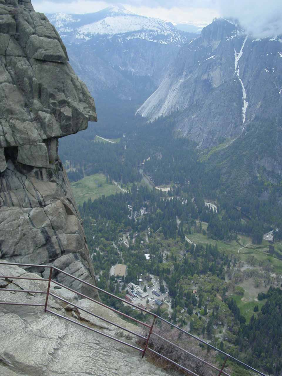 Vertigo-inducing views