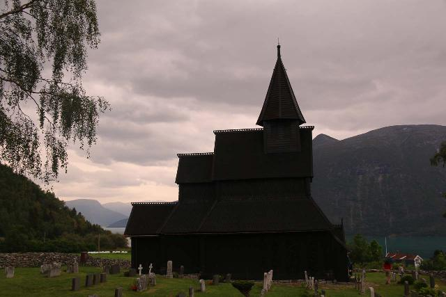 Urnes_stavkirke_123_07202019 - Of course, I'd argue that no trip to the Lusterfjord area would be complete without a visit to the Urnes stavkirke, especially when you consider how close it was to Skjolden