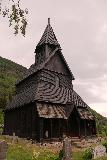 Urnes_stavkirke_142_07202019 - Looking towards the front of Urnes Stave Church