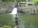 Urus_Waterfall_003_12272005 - The Fijian boy who showed me the way under the bridge