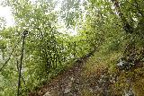 Utladalen_086_07212019 - Where the trail was steep, there were steel wire cables set up to hold onto for balance