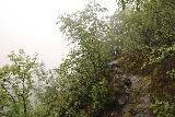 Utladalen_100_07212019 - A rocky and cliff-hugging section of the steep climb to the top of Vettisfossen