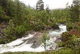Utladalen_208_07212019 - The footbridge crossing the stream responsible for Vettisfossen