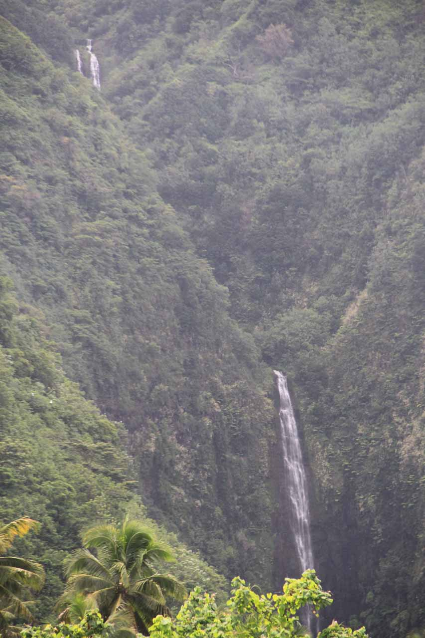 Vaiharuru Falls