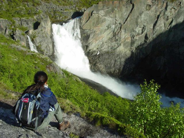 Valursfossen required an off-the-beaten-path hike in the Hardanger that could be a magical experience given this spare day assuming you've already done Trolltunga by now