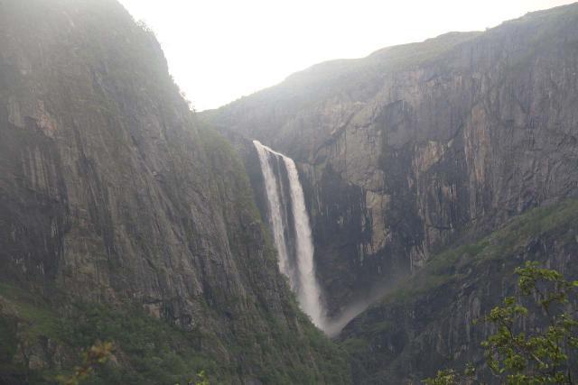 Valursfossen_257_06252019 - The main drop of Vedalsfossen