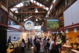 Vancouver_033_07312017 - Looking back towards the Bon Macarons stall inside the Granville Island Public Market