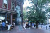 Vancouver_168_07312017 - The Gassy Jack statue fronting Six Acres in Gas Town