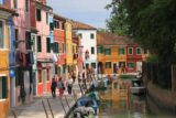 Venice_227_20130528 - More colorful buildings being reflected in the calm canals of Burano