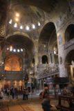 Venice_874_20130529 - Angled view of the grand Basilica di San Marco's interior